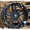 Alu kola design Offroad 22x12 6x139.7 ET-44 108.2 černé
