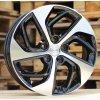 Alu kola design Hyundai 17x6.5 5x114.3 ET40 73.1 černé