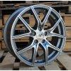 Alu kola design  16x6.5 5x98 ET38 58.1 šedé