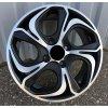 Alu kola design Ford 15x6 4x108 ET25 65.1 černé