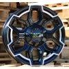 Alu kola design Offroad 17x8 10x110/120 ET20 65.1 černé