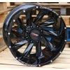 Alu kola design Offroad 20x12 10x127/139.7 ET-44 78.1 černé