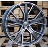 Alu kola design Audi 22x10 5x112 ET21 66.4 šedé