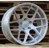 Alu kola Haxer 20x10 5x120 ET40 72.5 stříbrné