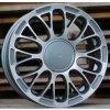 Alu kola design Fiat 16x6.5 4x98 ET35 58.1 šedé