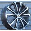 Alu kola design Volkswagen 18x8 5x112 ET45 57.1 šedé