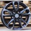 Alu kola design Hyundai 15x6 5x114.3 ET48 67 černé
