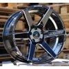 Alu kola design Offroad 18x10.5 5x114.3 ET30 73.1 černé