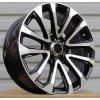 Alu kola design Offroad 20x8.5 6x139.7 ET25 106 černé