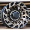 Alu kola design Offroad 15x8 5x139.7 ET0 110 černé
