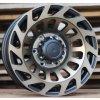 Alu kola design Offroad 15x8 6x139.7 ET-10 110 černé