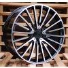Alu kola design Mercedes 20x9.5 5x112 ET38 66.5 černé