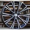 Alu kola design BMW 21x10.5 5x112 ET43 66.6 černé