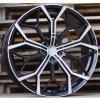 Alu kola design BMW 21x9.5 5x112 ET32 66.6 černé