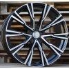 Alu kola design BMW 22x9.5 5x112 ET32 66.6 černé