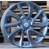 Alu kola design Kia 16x6 5x114.3 ET41 67.1 šedé