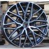Alu kola design Ford 18x8 5x160 ET50 65.1 černé