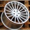 Alu kola Haxer 22x10.5 5x112 ET40 66.6 stříbrné