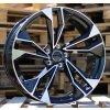 Alu kola design Audi 20x9 5x112 ET34 66.45 černé