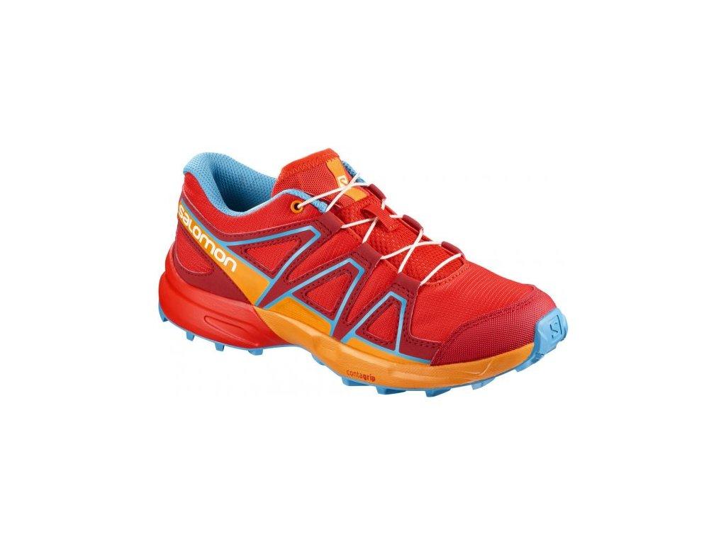 Dětské běžecké boty SALOMON SPEEDCROSS J