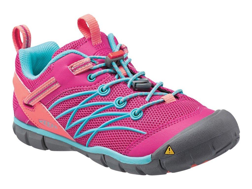 Dětské hybridní boty KEEN CHANDLER CNX K/JR - růžové