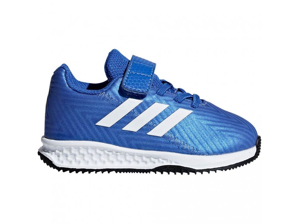 Dětské sportovní boty ADIDAS RAPIDATURF NEMEZIZ
