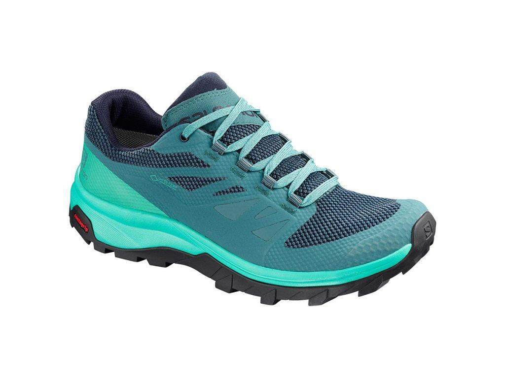 Dámská outdoorová obuv SALOMON OUTline GTX W