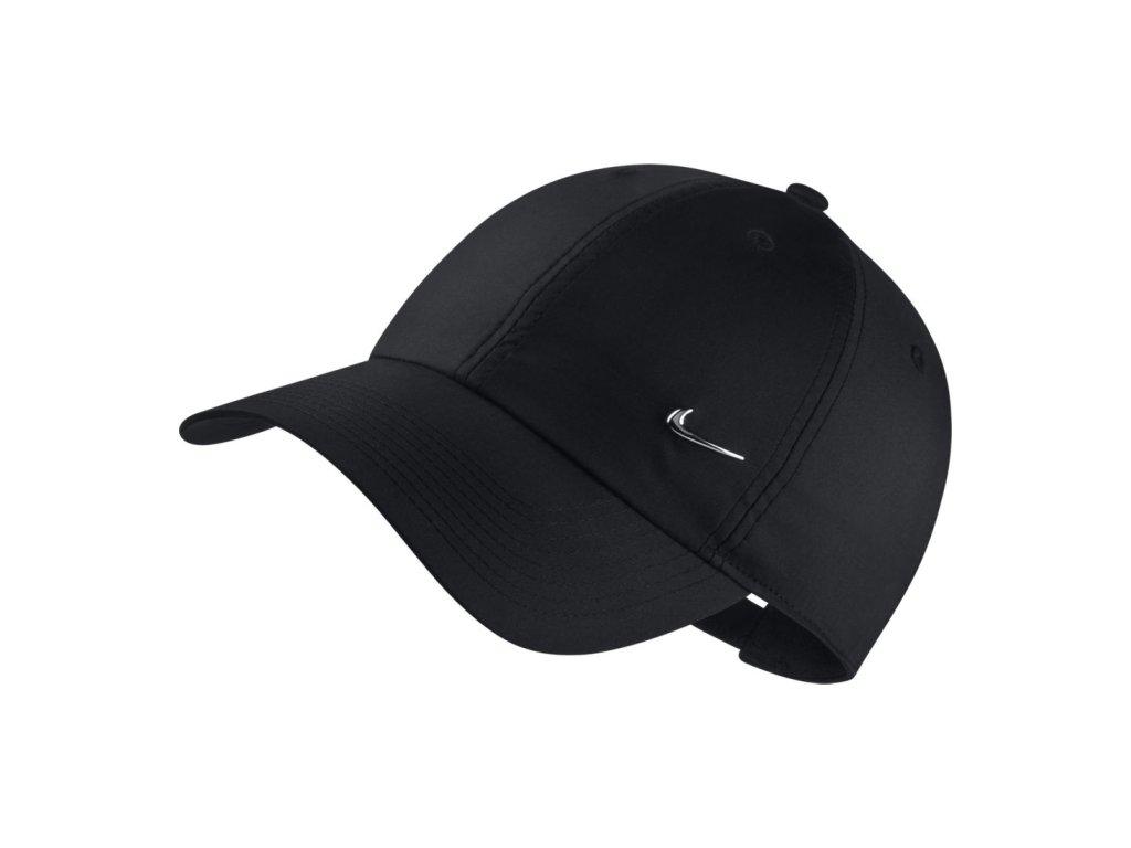 Kšiltovka NIKE U NK H86 CAP METAL SWOOSH