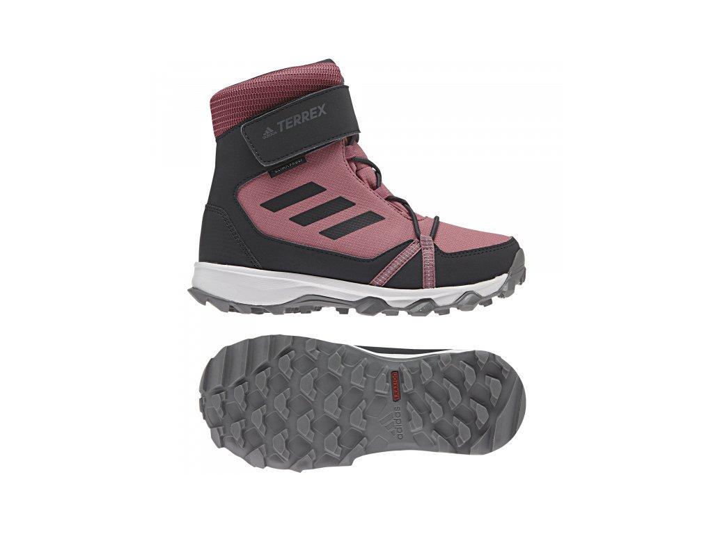 Dětská zimní obuv ADIDAS TERREX SNOW CF CP C