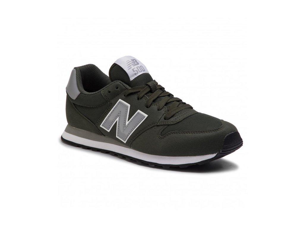 Pánská obuv NEW BALANCE SNEAKERS