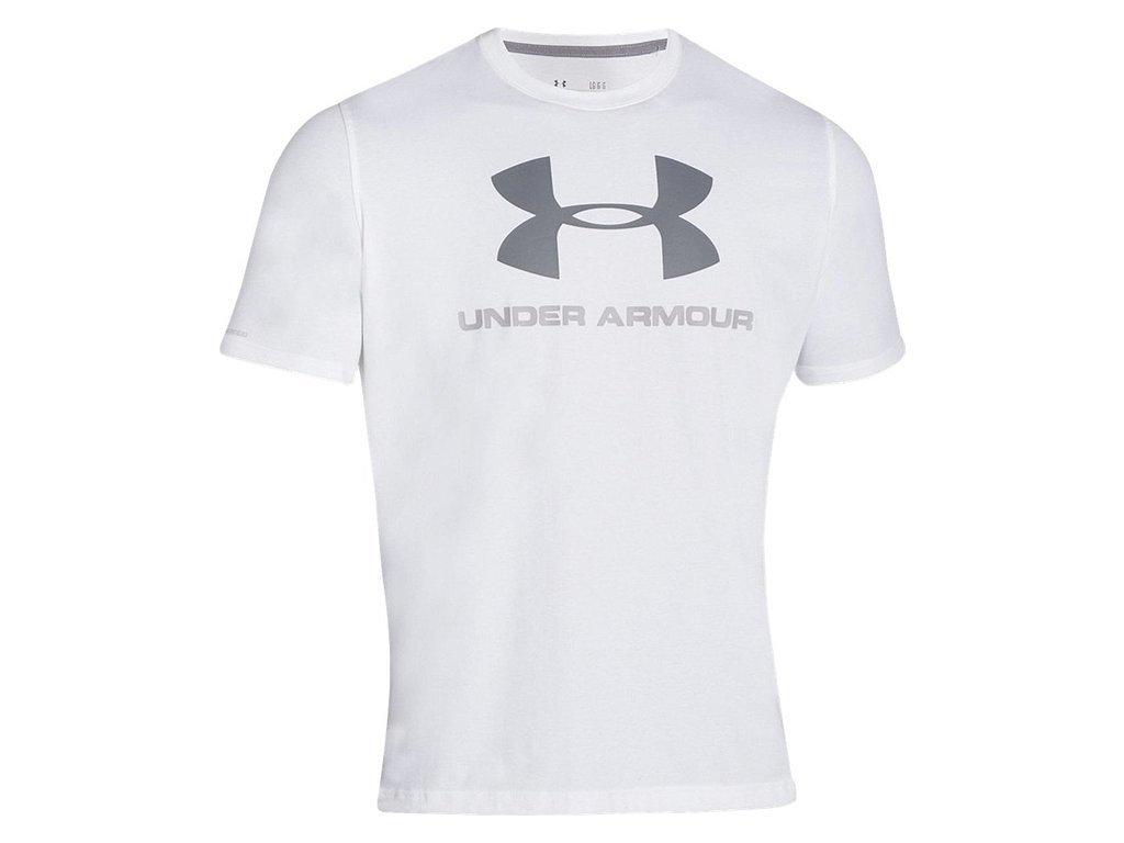 Pánské triko UNDER ARMOUR CC SPORTSTYLE LOGO