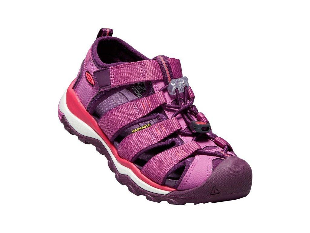 Juniorské outdoorové sandále KEEN NEWPORT NEO H2