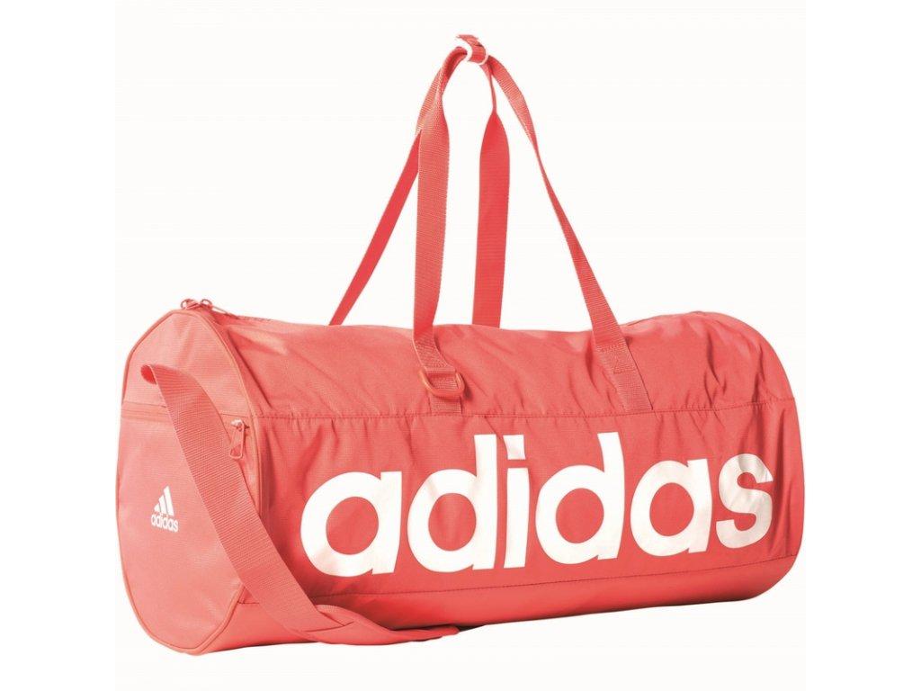 Sportovní taška ADIDAS Women Linear Performance Teambag M