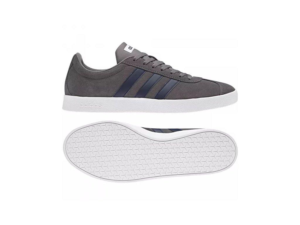 Adidas Performance VL COURT 2.0 pánská obuv