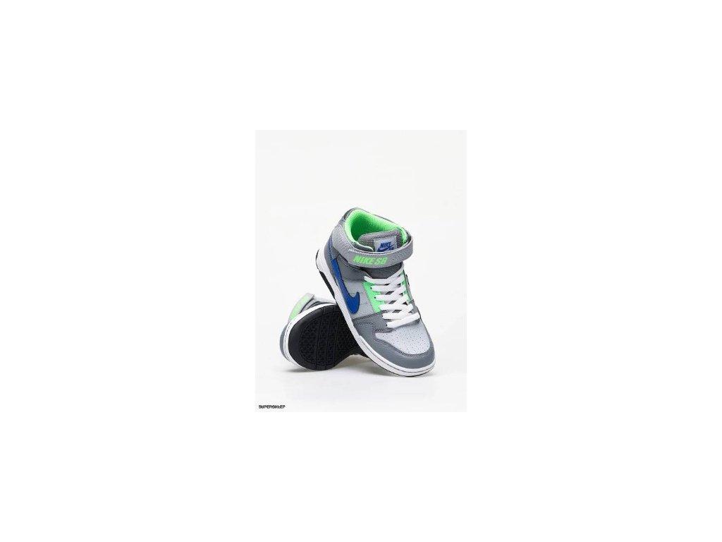 Chlapecká obuv Nike mogan mid 2 jr