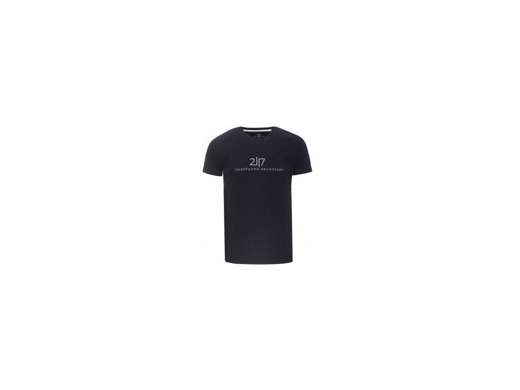 Pánské tričko 2117 of Sweden Tun black