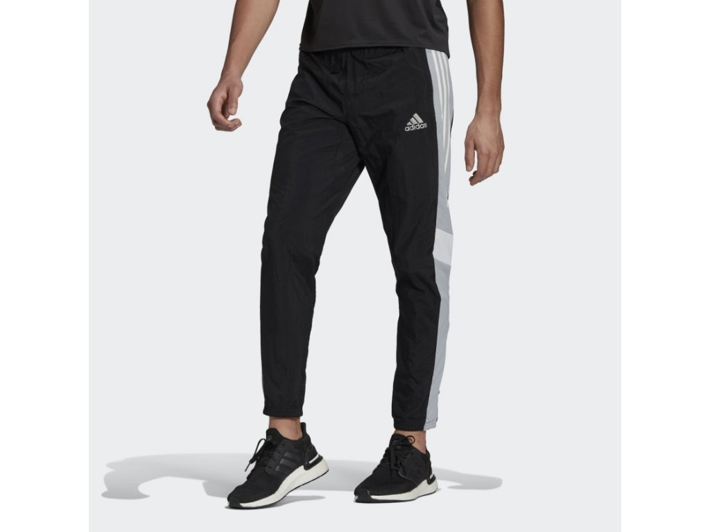 Sportovni kalhoty cerna GM1530 21 model
