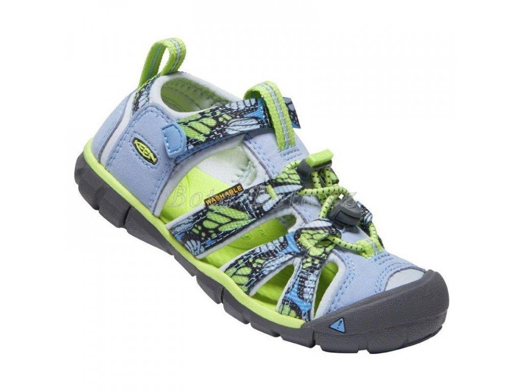 detske sandale keen 1025147 seacamp ii cnx c hydrangeasharp green