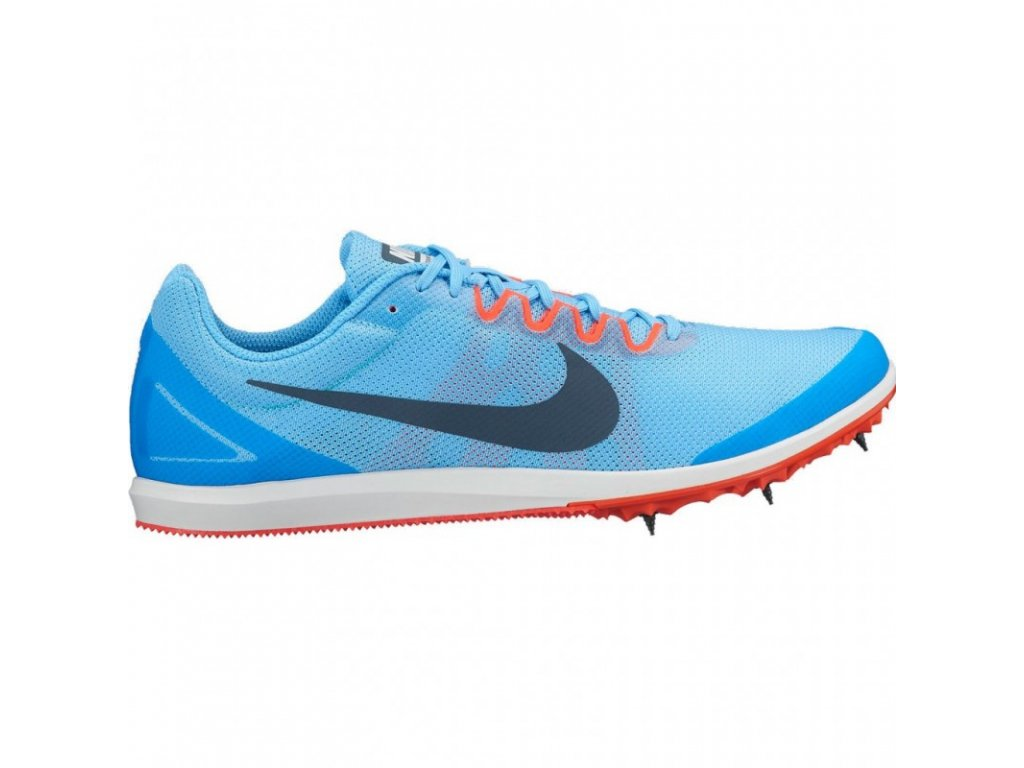 nike zoom rival d 10 blue red 1