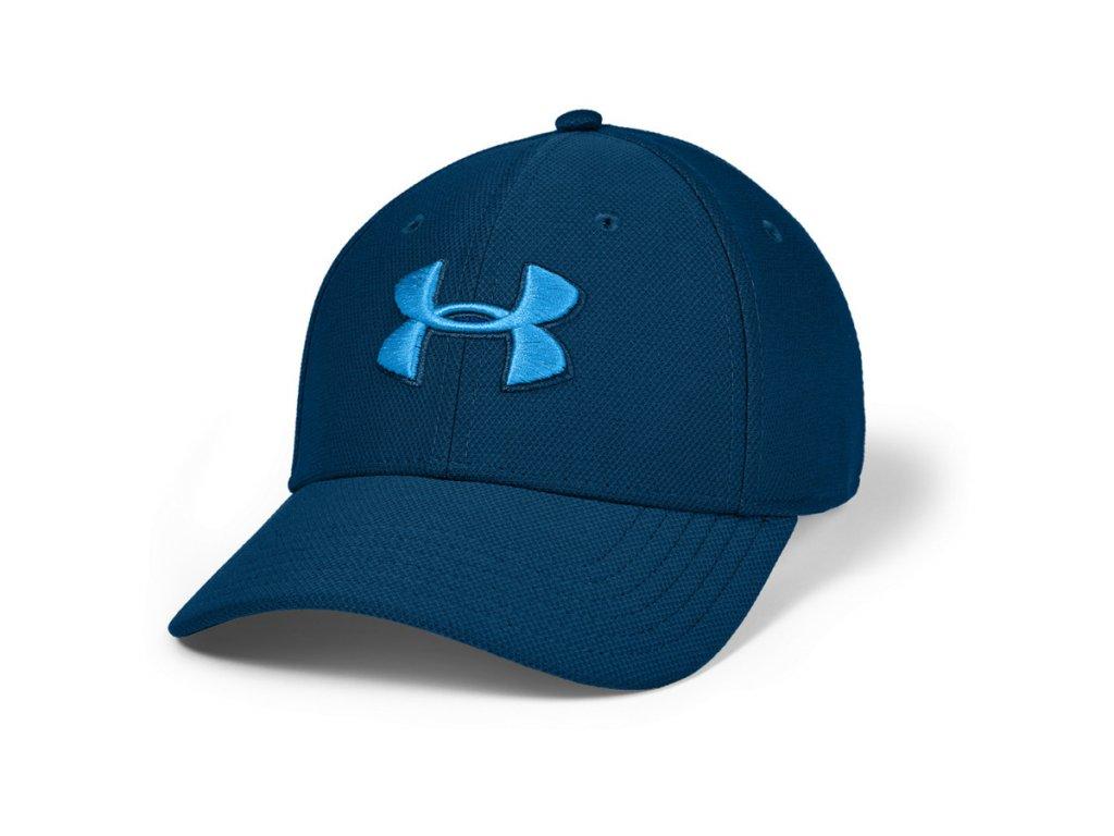Under Armour MEN'S BLITZING 3.0 CAP tmavě modrá pánská kšiltovka