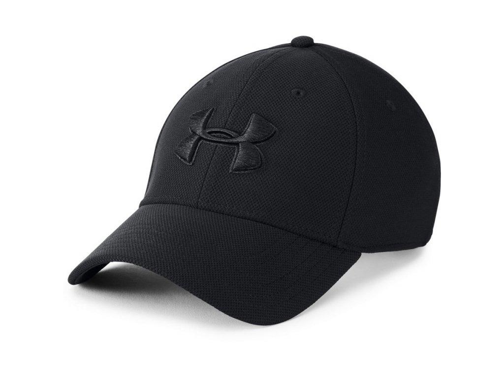 Under Armour MEN'S BLITZING 3.0 CAP černá pánská kšiltovka