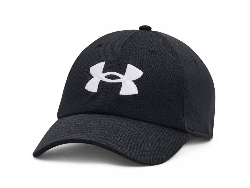 Under Armour BLITZING ADJ HAT černá pánská kšiltovka