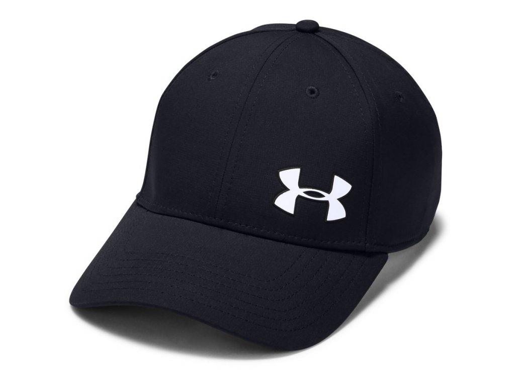Under Armour MEN'S GOLF HEADLINE CAP černá pánská kšiltovka