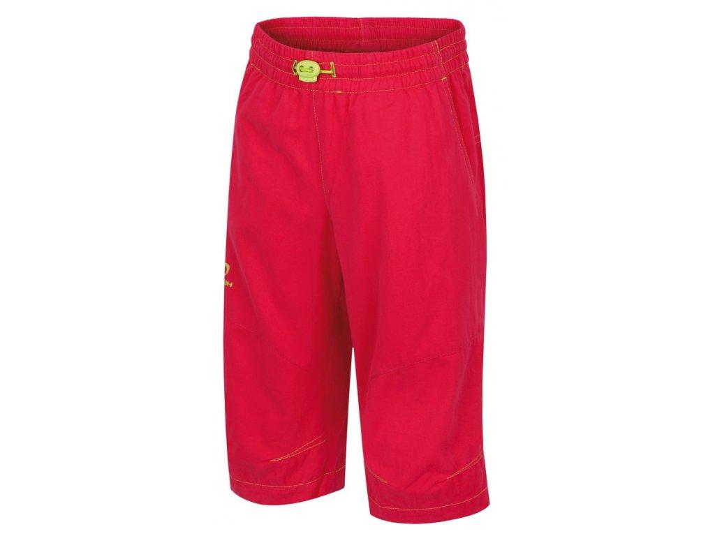Dětské 3/4 kalhoty HANNAH RUFFY JR