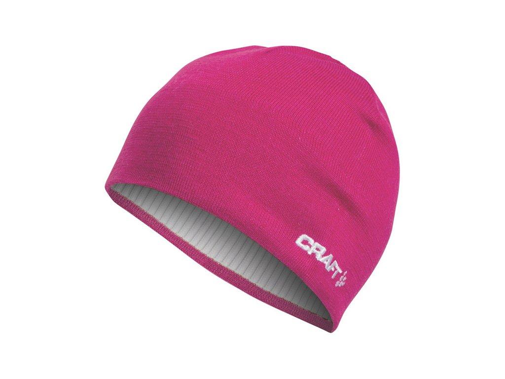 Lehká pletená čepice CRAFT Race Hat