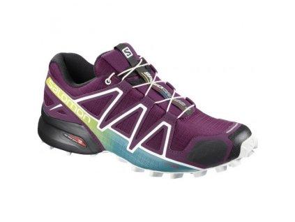 Dámské běžecké boty SALOMON SPEEDCROSS 4 W