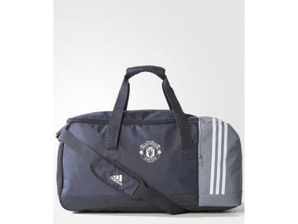Sportovní taška ADIDAS MUFC TEAMBAG M