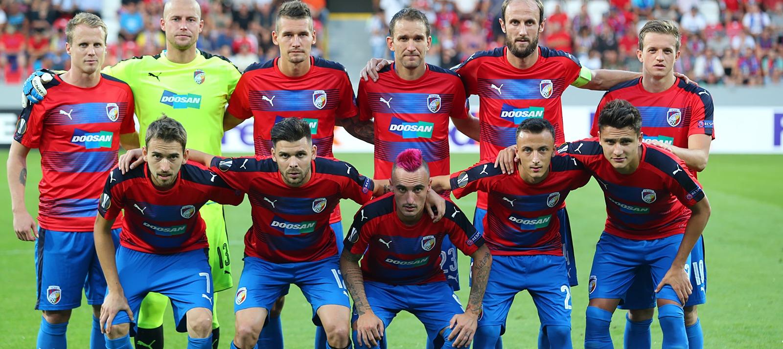 Plzeň - AS Roma
