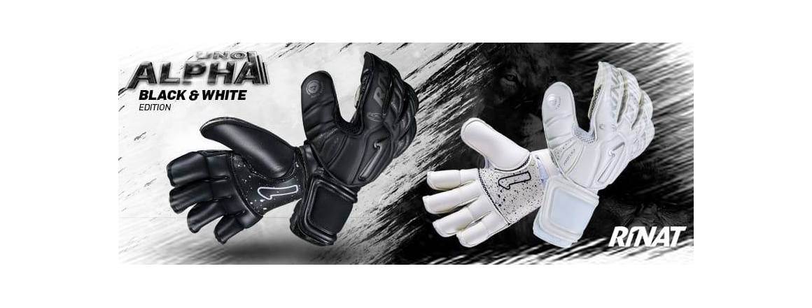 Rinat Uno Alpha Black and White