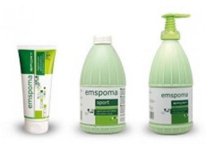 Masážní emulze Emspoma